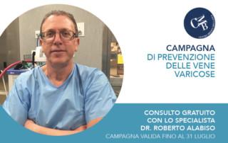 Campagna di prevenzione delle vene varicose Centro Medico Bellanca